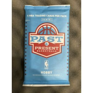 2012-13 Panini Past & Present Basketball Hobby csomag (1db)