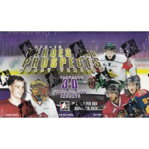 2012-13 In The Game Heroes & Prospects Hockey Hobby Doboz